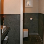 Renovatie toilet appartement Centrum Breda