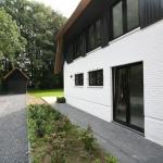 Renovatie dak / gevel boerderij Belgie