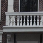 Restauratie balustrade