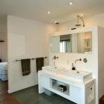 Renovatie badkamers villa Hertog