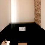Renovatie toilet herenhuis bovenwoning