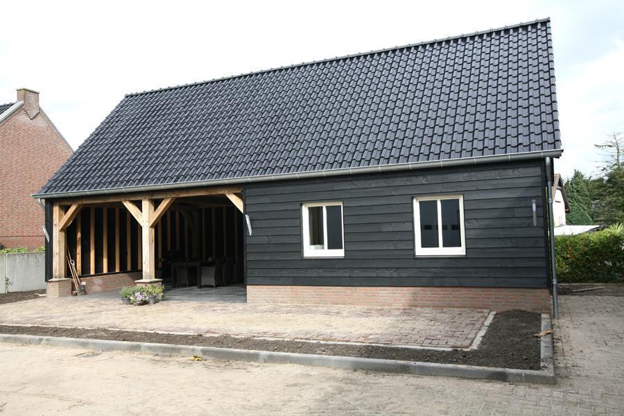 Vlaamse Schuur Bouwen : Homeproof u projecten bouwen vlaamse schuur ulvenhout