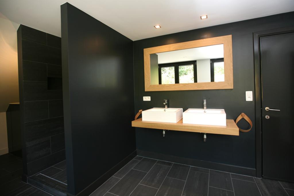 Badkamer Sanitair Belgie : Homeproof u2022 projecten renovatie badkamer boerderij belgie