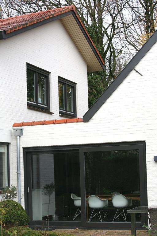 Uitbouw Keuken Vergunning : Homeproof ? Projecten Uitbouw Prinsenbeek